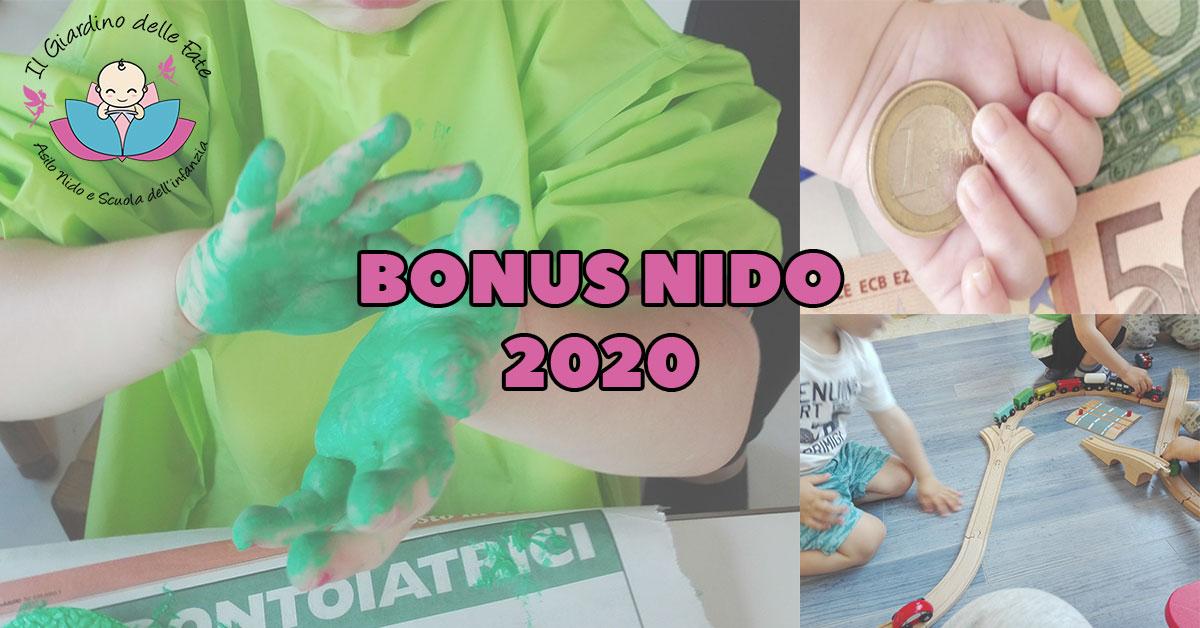 Bonus Nido 2020